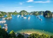 Top 10 most beautiful tourist destinations in VietNam
