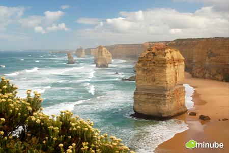 Bờ biển Twelve Apostles, Úc