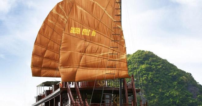Du thuyền Elizabeth Sails Hạ Long
