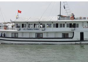 Du thuyền Canary Hạ Long