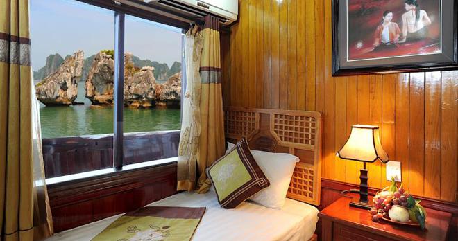 Du thuyền 2 sao ở Hạ Long, Quảng Ninh