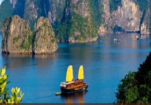 Du thuyền Valentine Hạ Long