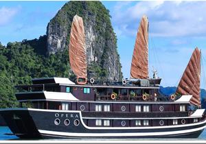 Du thuyền Aclass Opera