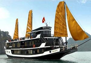 Du thuyền Glory Premium