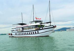 Du thuyền Seawind Hạ Long