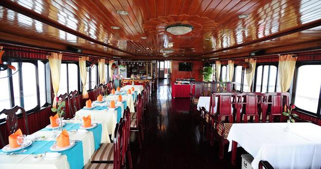 Hướng dẫn thuê thuyền, ghép thuyền tại Hạ Long