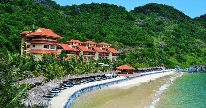 Giá phòng khách sạn – nhà nghỉ ở Cát Bà