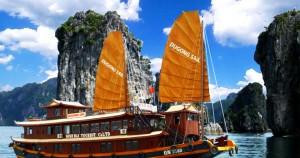 Du Thuyền Dugong Sail Hạ Long