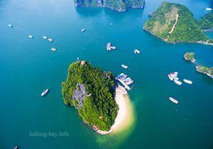 Ảnh Đẹp Kỳ Vĩ Vịnh Hạ Long Trong Phim King Kong | halong-bay.info