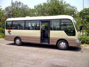 Vé xe khách đi Hạ Long, Tuần châu, Cát Bà từ nội thành Hà nội