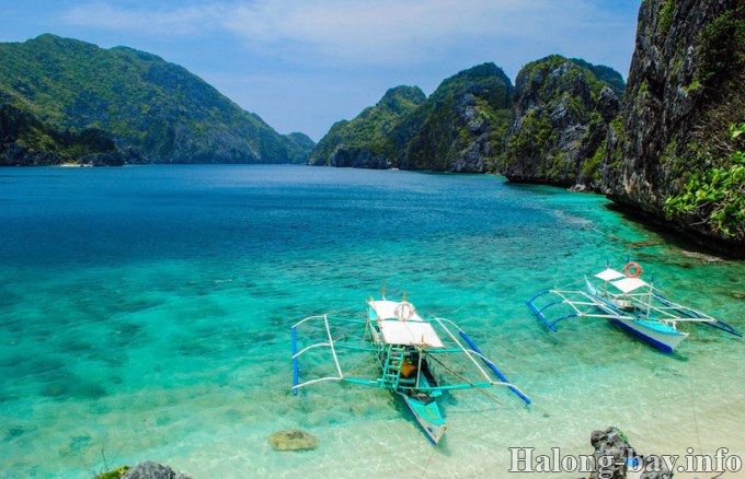 Những vùng biển đảo đẹp nhất thế giới
