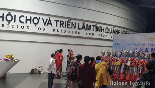 Dừng hoạt động biểu diễn gần 600 khách Trung Quốc tại Hạ Long